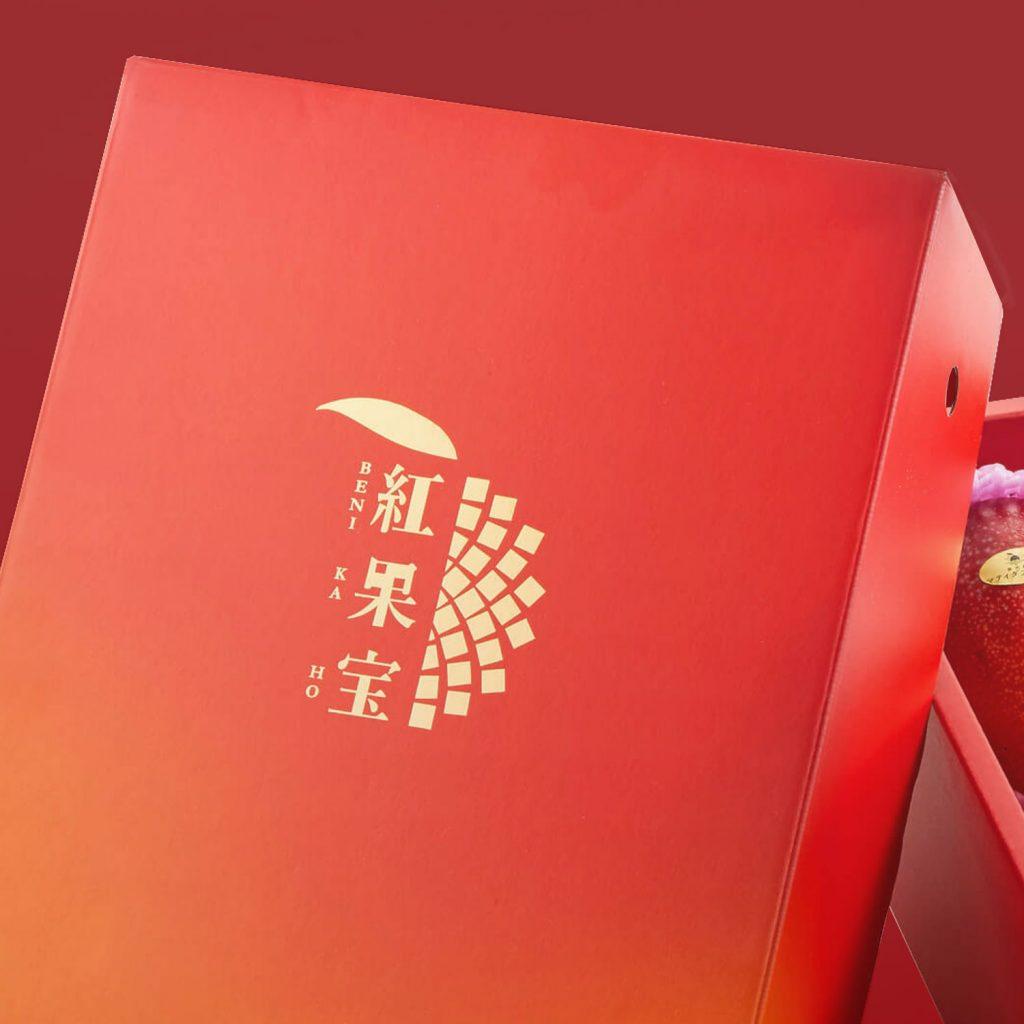 マンゴー紅果宝パッケージ